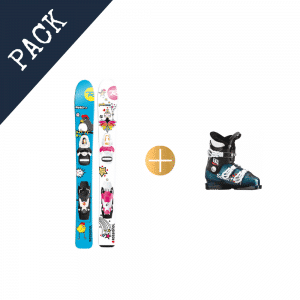 Pack Skis Baby