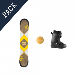 Pack Snow adulte